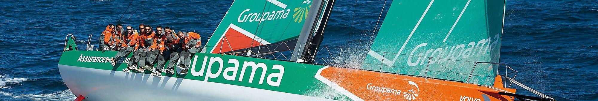 WILLIAMSON ELECTRONIQUE partenaire de Groupama sailing team